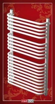 Radeco A7-500/U törölközőszárítós csőradiátor, 1630x535 mm
