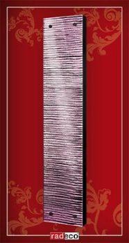 Radeco COSTA 2 kolor ral törölközőszárítós csőradiátor, 1650x645 mm