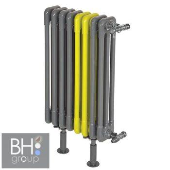 Radeco TREX-500/5 radiátor, 566x252 mm