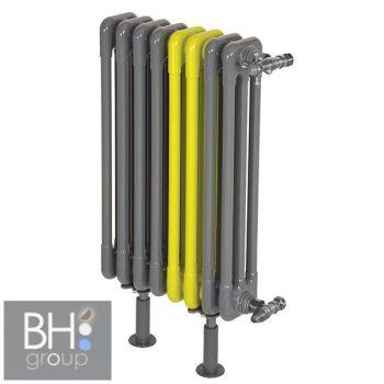 Radeco TREX-900/5 radiátor, 966x252 mm